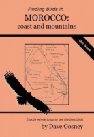 Finding Birds in Morocco: coasts & mountains Book