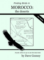 Finding Birds in Morocco: the deserts Book