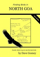 Finding Birds in North Goa Book
