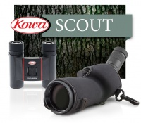 Kowa TSN-501 Scout Travel Kit