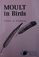 Moult in Birds BTO Guide