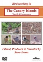 Birdwatching in The Canary Islands DVD