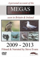Megas in Britain and Ireland DVD: 2009 - 2013