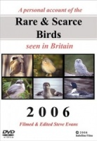 Rare and Scarce Birds DVD: 2006