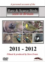 Rare and Scarce Birds DVD: 2011-2012