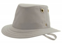 Tilley Cotton Duck Hat (T5) Medium Brim - Khaki