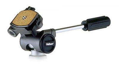 Velbon PH157Q 3-Way Head with Quick Release