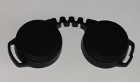 Viking Binocular Rainguard: Rubber