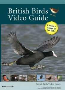 British Birds DVD Video Guide: 130 species edition