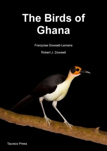 The Birds of Ghana: An Atlas and Handbook
