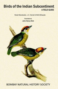 Birds of the Indian Subcontinent A Field Guide