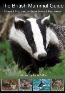 The British Mammal Guide DVD