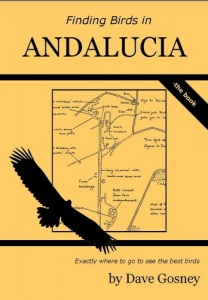 Finding Birds in Andalucia Book