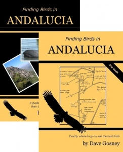 Finding Birds in Andalucia DVD/Book Pack