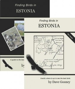 Finding Birds in Estonia DVD/Book Pack