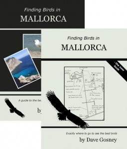 Finding Birds in Mallorca DVD/Book Pack