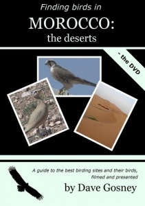 Finding Birds in Morocco: the deserts DVD