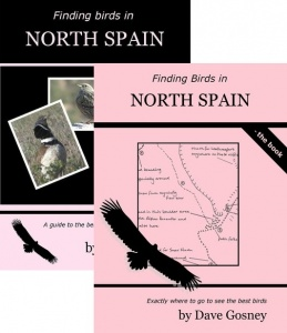 Finding Birds in North Spain DVD/Book Pack