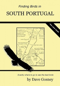 Finding Birds in South Portugal Book