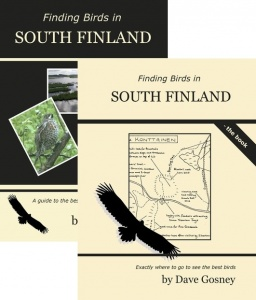 Finding Birds in South Finland DVD/Book Pack