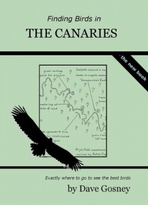 Finding Birds in The Canaries Book