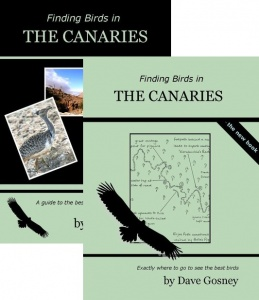 Finding Birds in The Canaries DVD/Book Pack