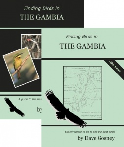Finding Birds in The Gambia DVD/Book Pack