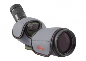 Kowa TSN-501 Spotting Scope with 20-40x Zoom Eyepiece and FREE Grey Neoprene Case