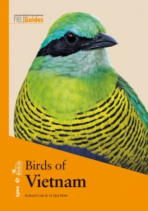 Birds of Vietnam (hardback)