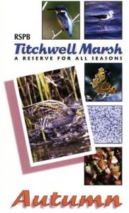 DVD RSPB Titchwell Marsh: Autumn