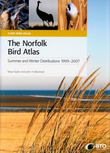 The Bird Atlas of Norfolk: Summer and Winter Distributions 1999-2007