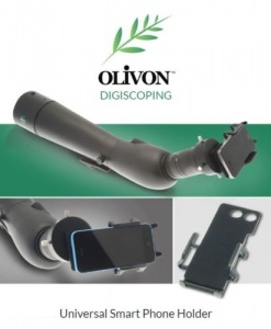 Olivon Universal Smartphone Holder with 53mm ring