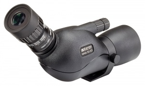 Opticron MM4 50 GA ED/45 with 12-36x HDF zoom and green stay-on-case