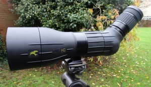 Used Kite KSP 80 HD Spotting Scope with 25-50x WA zoom eyepiece