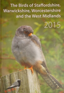 The Birds of Staffordshire, Warwickshire, Worcestershire and the West Midlands 2015