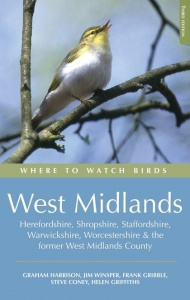 Where to Watch Birds in the West Midlands