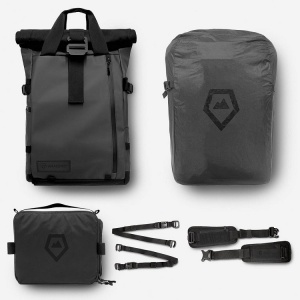 WANDRD PRVKE 21 Backpack Photography Bundle - Black