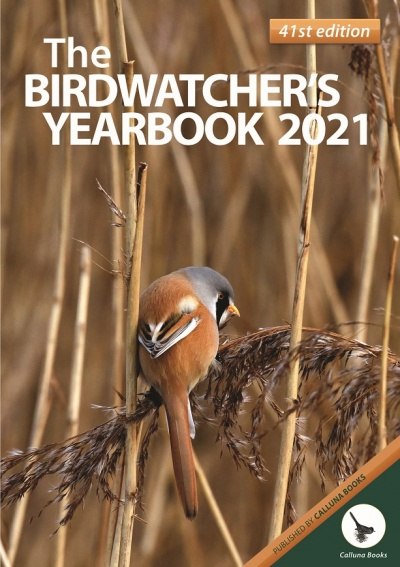 The Birdwatcher's Yearbook 2021