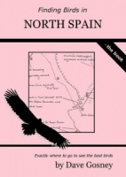 Finding Birds in North Spain Book
