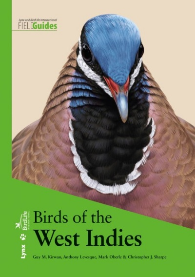 Birds of the West Indies (flexi-cover)