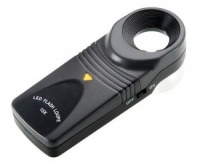 Opticron LED Illuminated Hand Magnifier 15x