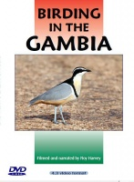 Birding in The Gambia DVD