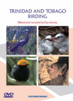 Trinidad and Tobago Birding DVD