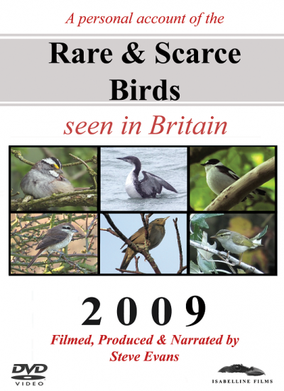 Rare and Scarce Birds DVD: 2009